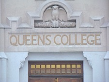 Queens College Map | queens college flushing liberal arts colleges in queens CUNY Queens