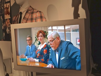Mad Men - MoMI Astoria | mad men exhibit mimi astoria mad men exhibit museum of the moving image astoria queens mad men exhibit
