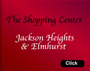 Jackson Heights Elmhurst Shopping Map - Queens NY | This is the 37th Avenue Shopping District in Jackson Heights. It is easily traveled to via the E, F, G, R, V and #7 subway lines from Manhattan and eastern Queens. Insert the street names in our site search engine to obtain a partial listing of the stores along these streets or in the surrounding area in Jackson Heights Queens NYC.