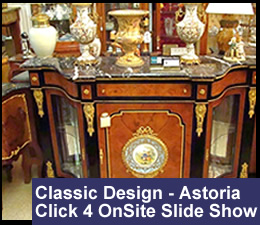 Classic Design - Furniture Stores In Astoria | Classic Design furniture store Astoria Queens Italian classical French colonial Egyptian furniture chandeliers marble top dressers bedroom sets Astoria Queens NY