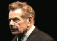 Jerry Stiller At Queens Theatre In The Park - Flushing NY | Jerry Stiller George Costanza's father Seinfeld Doug Heffernan's father-in-law The King Of Queens performed The Queens Theatre In The Park Flushing neighborhood Queens NY live entertainment fun things to do Flushing Queens NY