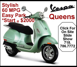 Vespa Queens NYC - Motor Scooters In NYC Queens Brooklyn | Vespa Queens Piaggio Queens motor scooters in queens ny vespas piaggios nyc new york city