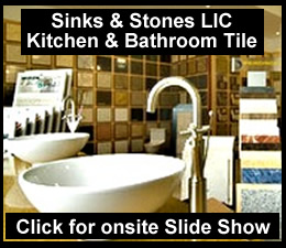 Queens Tile Stores - LIC Astoria Sunnyside & Wiilliamsburg Greenpoint Tile Stores Brooklyn | Sinks & Stones tile  stores LIC Long Island City astoria Queens tile stores serving greenpoint williamsburg brooklyn nyc