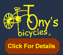 Tony's Bicycle | bike shops in queens bicycles in queens bikes accessories repairs in queens astoria