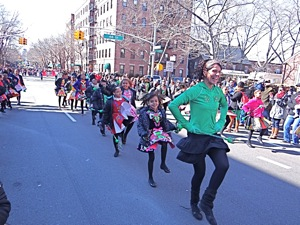 St Pats Parade in Queens | st pat's parade in queens st pats day parade in queens sunnyside woodside