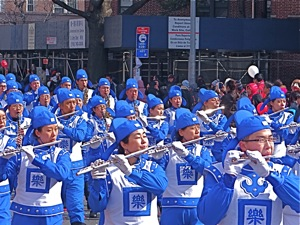 Chinese New Year Parade in Queens - Photos | chinese new year parade in flushing chinese new year parade in queens chinese & korean culture in queens 2013