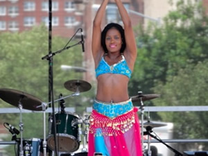 Jamaica JAMS &amp; the Cultural Collaborative in Queens | jamaica JAMS music festival street fair in jamaica jamaica jams the largest street fair in queens 2012