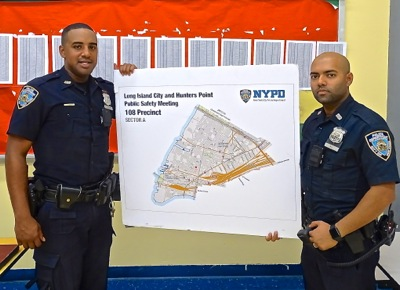 nypd neighborhood policing program nypd in queens north nyc